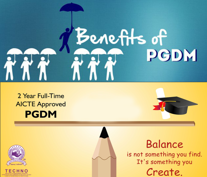 Benefits of PGDM Degree